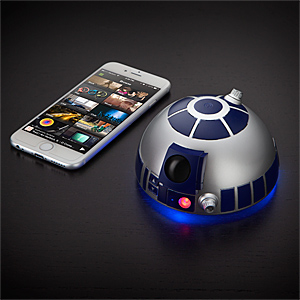 Star Wars R2-D2 Bluetooth Speakerphone Additional Image